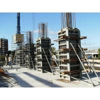 Buy cheap High Standard Rectangle / Square Concrete Column Formwork ISO9001 Approved from wholesalers