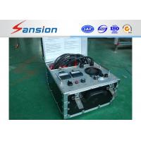 Buy cheap 60kV Intelligent Power Cable Testing Equipment Generator Supply SXDL-330H from wholesalers
