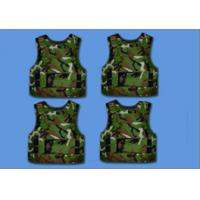 Buy cheap Camouflage Aramid Vest / Bullet Proof Vest For Personal Protection Purpose from wholesalers