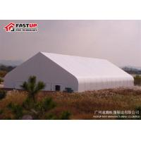 Buy cheap Giant Commercial Canopy Tent , Swimming Pool Canopy Gazebo Tent UV Resistant from wholesalers