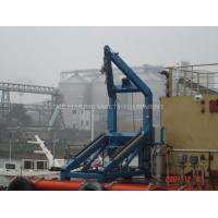 Buy cheap Davit Crane For Lifeboat and rescue boat from wholesalers