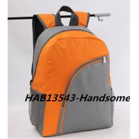 Buy cheap Promotion Cheap Backpack in 600D Polyester- HAB13543 product
