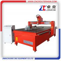 china cheap 4 axis wood cnc router engraver machine 1325 with spindle temepratur