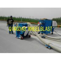 Buy cheap Tunnel Road Surface Sand Blasting Machine/Shot Peening Machine from wholesalers
