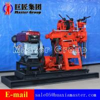 Buy cheap 100-Meter Geological Exploration Hydraulic Core Drilling Rig machine for Sale XY-100 from wholesalers