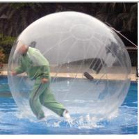 Buy cheap High Quality Cheap TPU/PVC Water Walking Ball Inflatable Running Water Bubble Roller from wholesalers