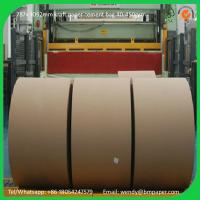 Buy cheap BMPAPER One side coated kraft liner made of waste paper  for cement bags from wholesalers