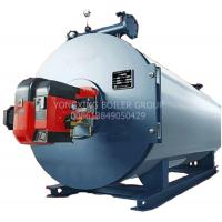 Buy cheap 3500kw Thermal Oil Boiler Medium Oil Thermal Fluid Heater With Oil Fired Burner from wholesalers