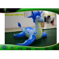 Buy cheap 2M Giant Customized Inflatable Cartoon Characters Sea Dragon Toy Animal Cartoon from wholesalers