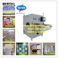 Buy cheap PVC PET HF welding and cutting machine,PVC PET PP sheet die cutting machine,plastic creasing forming machine from wholesalers