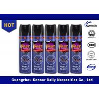 Buy cheap 400ml Oil Base Insecticide Spray , Indoor Repellent Mosquito Killer Spray from wholesalers
