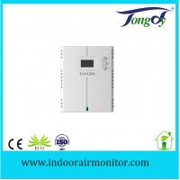 Buy cheap White with Modbus or Bacnet Carbon Monoxide CO sensor for underground parking from wholesalers