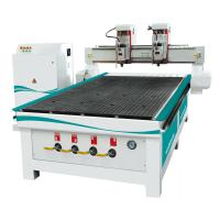 Buy cheap 1325 Double Head CNC Wood Process Center product