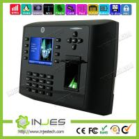 Buy cheap WIFI Biometric Fingerprint Time Clock PC Free Software and Backup battery and camera from wholesalers