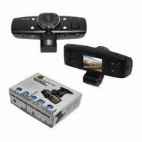 Buy cheap Vehicle in-Car DVR LCD Dash Cam Camera/Road Video Recorder With TFT Screen product