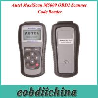 Buy cheap Autel MaxiScan MS609 OBD2 Scanner Code Reader from wholesalers