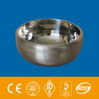 Buy cheap carbon steel cap ASTM A234 WPB seamless from wholesalers