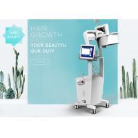 Buy cheap Vertical Laser Hair Growth Equipment For Both Men And Women Effective And Painless from wholesalers