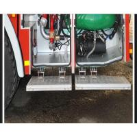 Buy cheap Fire-fighting Truck Roll up Doors Trailer Door Hinge Folding Truck Step from wholesalers