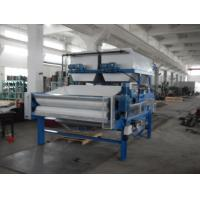 Buy cheap Sludge Dewatering Equipment belt filter press in sludge and wasting water treatment from wholesalers