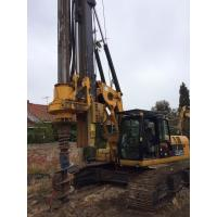 Excavator pile drilling Foundation Hydraulic Piling Rig for 1500 mm Max drilling diameter