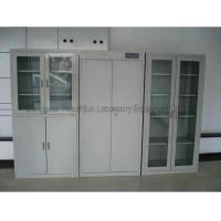 Buy cheap Alkali Resistant Laboratory Storage Cabinets Removable Cold - Rolled Steel Material from wholesalers