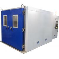 Buy cheap Panelized Walk In Climatic Chamber Digital Electronic Indicators With Observation Window from wholesalers