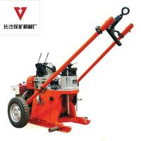 Buy cheap 25MPa Geotechnical Drill Rig Machinery / Diamond Light  Water Well Drilling Equipment GY-100 from wholesalers