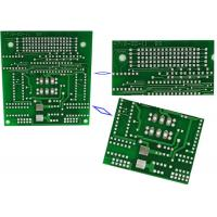 Buy cheap FR4 Double Sided PCB Board HASL LF Finished Surface Quick Turn PCB Fabrication from wholesalers