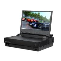 Buy cheap HDR Technology Portable USB Monitor / Two Player Portable LED Monitor HDMI product