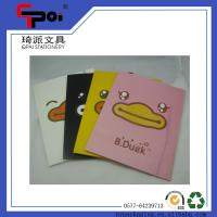 Buy cheap Office & School Supplie Printed PP Stationery Translucent Elastic Closure File Folder from wholesalers