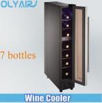 7 bottle wine cooler 20L