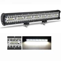 Buy cheap Durable 4x4 Light Bar JG - 9632 400 Meters Irradiation Distance Combo Beam from wholesalers