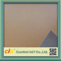 Buy cheap Waterproof 0.8MM PVC Synthetic Leather For Sofa , Artificial Leather Sofa from wholesalers