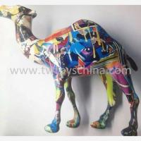Buy cheap collectible Mascot gifts corporation high class poly resin gift for advertisting from wholesalers