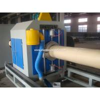 Buy cheap Conical PVC Pipe Production Machine Double Screw Extruders Custom Made from wholesalers