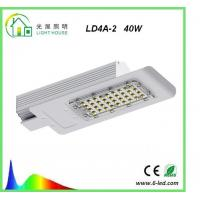 Buy cheap 160 LM / W 40 - 50 W High Power LED Street Light LD4A Serial With Meanwell Driver product