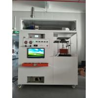Buy cheap High Performance Environmental Test Chamber / Flammability Fire Testing 5660 Cone Calorimeter product