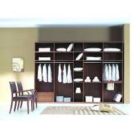 Buy cheap MDF/Chipboard/Plywood Faced Melamine/Laminate Open Door Wardrobe from wholesalers