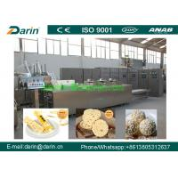 Buy cheap Peanut brittle Cereal Bar Forming And Cutting Machine Controlled by Siemens PLC from wholesalers