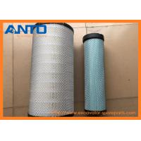Buy cheap Hyundai R210LC-7 R290LC-7 Excavator Spare Parts 11N6-24520 11N6-24530 Air Filter Element from wholesalers