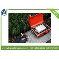 Buy cheap 24 Channel Seismic Refraction Seismograph Equipment for Shallow Refraction Survey from wholesalers