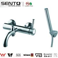 China Simple bathroom shower set with good price on sale