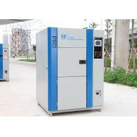 Buy cheap High Precision Rapid Rate Thermal Cycle Shock Chamber With Vacuum Testing from wholesalers