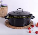 Buy cheap 3QT Kitchenware Cooking Pot Enamel Stock Pot/Hot Selling Cast Iron Enamel Soup pOT from wholesalers