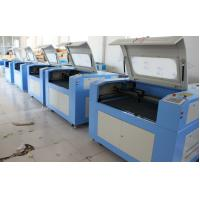 Buy cheap Portable Laser Cutting Machine With Electric Up And Down Table For Wood / Glass from wholesalers