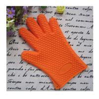 Buy cheap silicone insulation mitts ,silicone anti scald kitchen gloves product