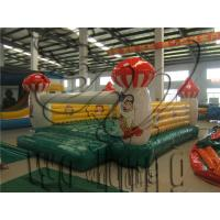 Buy cheap commercial customized inflatable castle / bounce houses combo on sale !!! from wholesalers