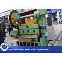 Buy cheap Professional Metal Flattening Machine , Expanded Metal Lathe Machine 4KW from wholesalers