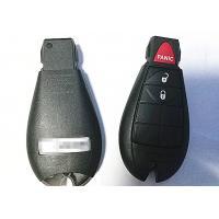 Buy cheap IYZ-C01C 433 MHZ Dodge 2+1 B Key Fob , Black Dodge Charger Remote Start product